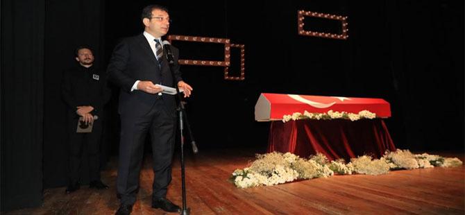 İmamoğlu: İstanbul'un ona olan borcunun ödenmesi sorumluluğumuzu yerine getireceğiz!