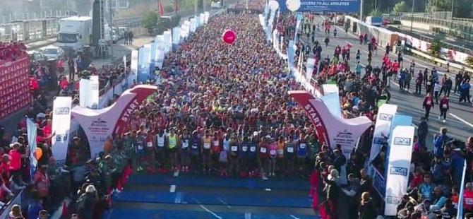 Vodafone 41. İstanbul Maratonu'nu kazanan isimler belli oldu