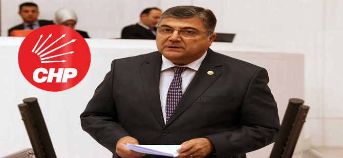 CHP'li Sındır: Zeytinyağı ticaretinde hak ettiğimiz payı alamıyoruz!