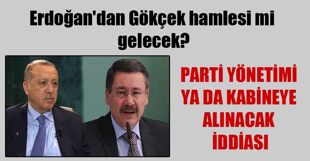Erdoğan'dan Gökçek hamlesi mi gelecek?