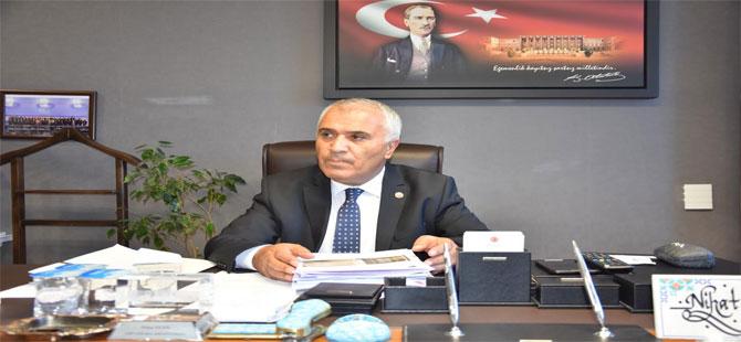 CHP'li Yeşil: Batık krediler arşa değdi