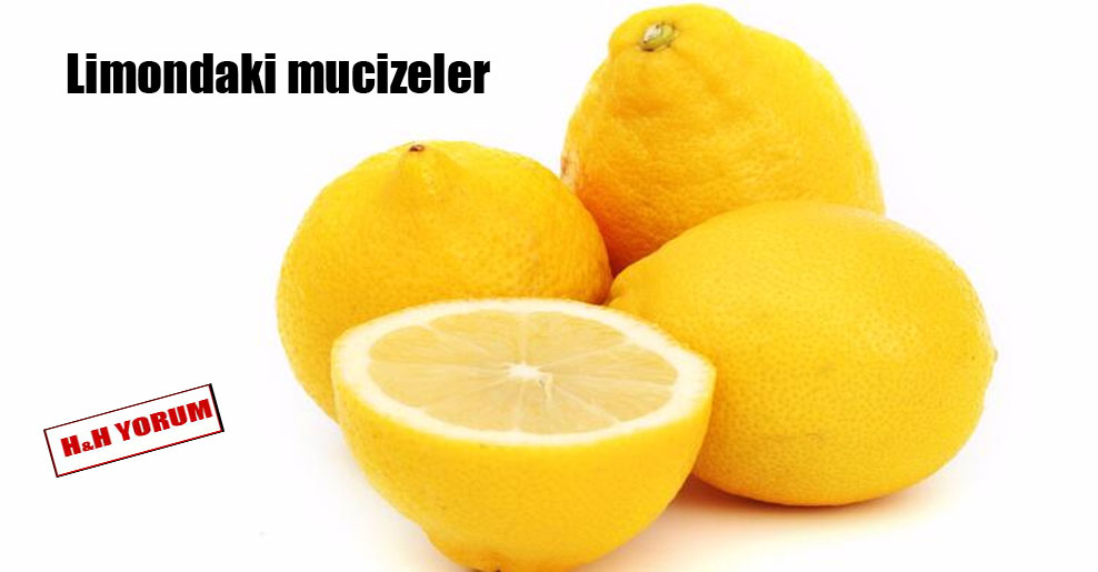 Limondaki mucizeler