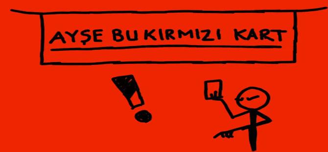 Trabzonspor'dan hakem hatalarına anlamlı gönderme