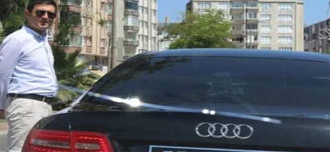 AKP'li Bafra Belediyesinde kapıyı açmayan şoför işten atıldı