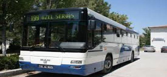 Ankara'da 65 yaş ve üstüne ücretsiz ulaşım uygulaması askıya alındı!
