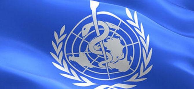 Dünya Sağlık Örgütü: Türkiye'deki vaka sayısında geçen hafta ciddi artış yaşandı
