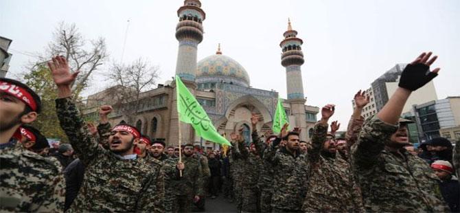 İran Devrim Muhafızlarından ABD'ye: Çok yakında daha şiddetli vuracağız