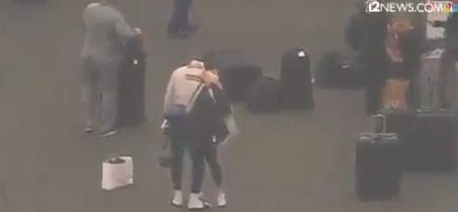 LeBron James'in, Kobe Bryant'ın ölüm haberini aldığı an kameralara yansıdı!