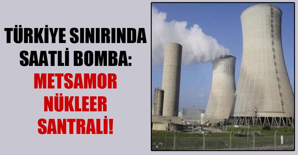 Türkiye sınırında saatli bomba: Metsamor Nükleer Santrali!