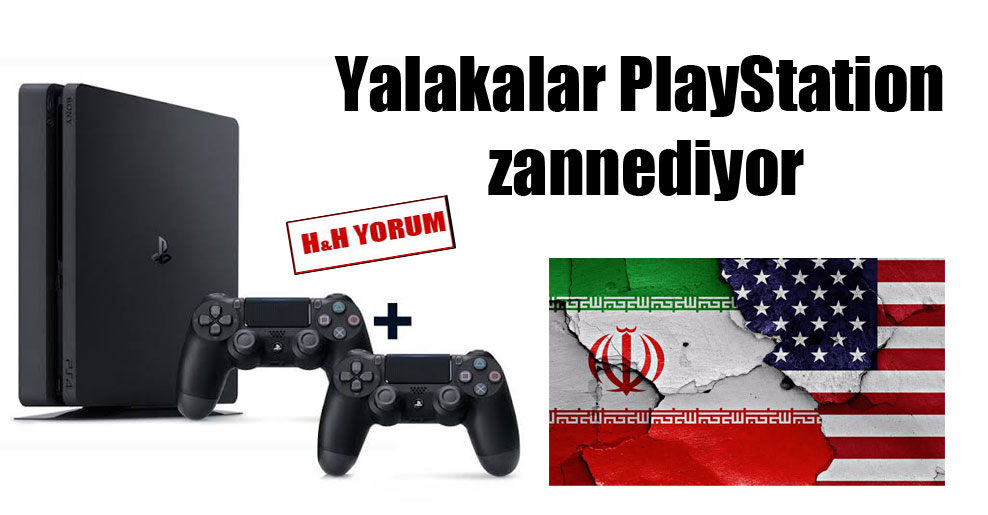Yalakalar PlayStation zannediyor