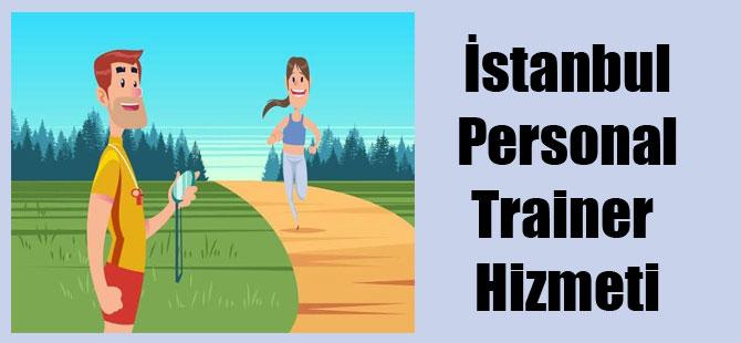 İstanbul Personal Trainer Hizmeti