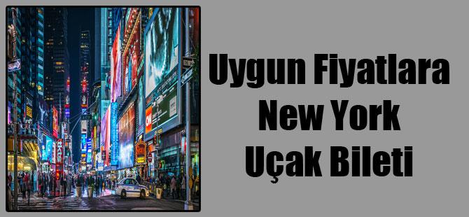 Uygun Fiyatlara New York Uçak Bileti
