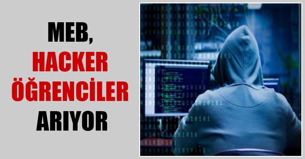 MEB, hacker öğrenciler arıyor