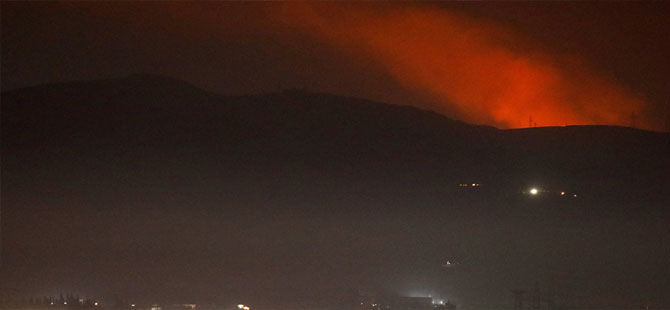 İsrail'in Suriye'ye hava saldırısı 172 kişilik yolcu uçağını tehlikeye attı
