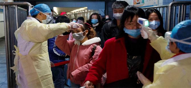 Corona'da rakam tırmanıyor: Ölü sayısı 1000'i geçti