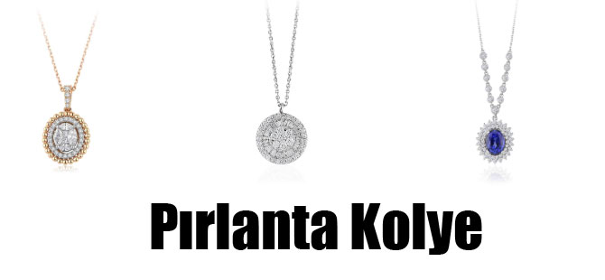 Pırlanta Kolye
