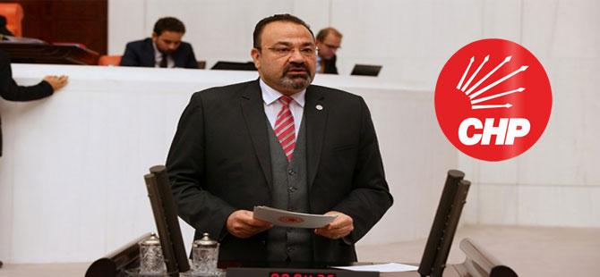 CHP'li Yılmazkaya: Barolar ve avukatlar bugün susarsa, yarın sizi-bizi savunacak kişi ve kurum kalmayacak
