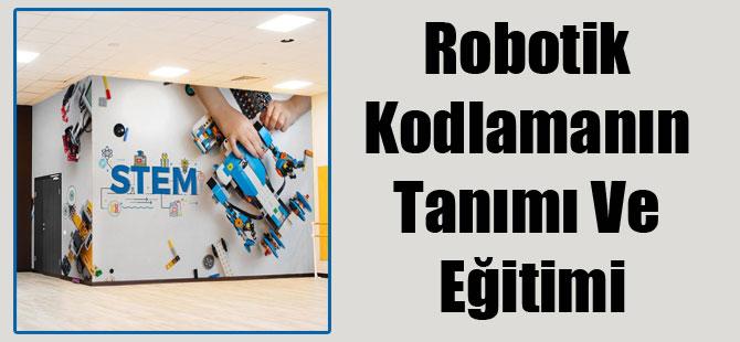Robotik Kodlamanın Tanımı Ve Eğitimi