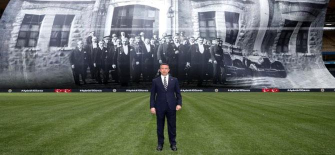 Ali Koç: Bu fotoğraf Türkiye'nin temel taşı