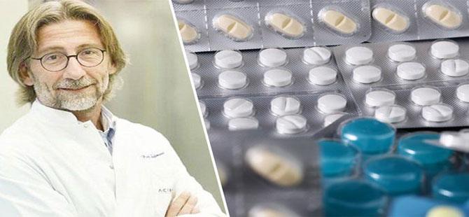 'Bu ilaç zaten kullanılıyordu' eleştirilerine Dr. Ercüment Ovalı'dan cevap