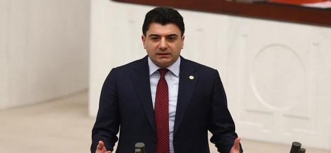 CHP'li Emre dönüşüm kararı verilen Tozkoparan Mahallesi'ni Meclis'e taşıdı!