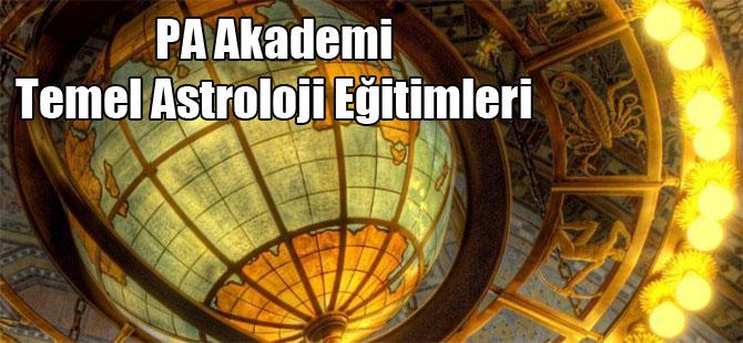 PA Akademi Temel Astroloji Eğitimleri
