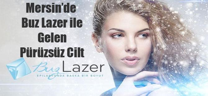Mersin'de Buz Lazer ile Gelen Pürüzsüz Cilt
