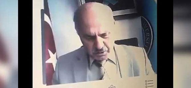 Skandal sözleri tepki çeken Dekan görevinden istifa etti