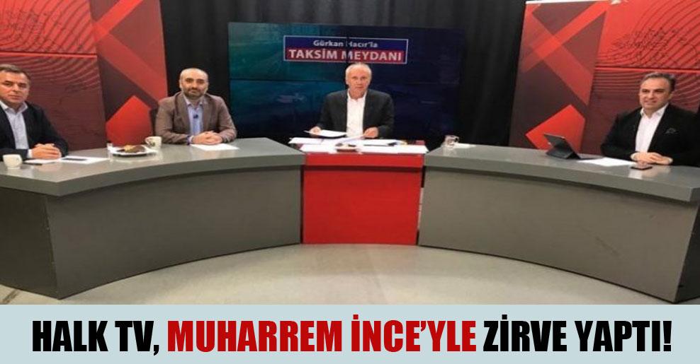 Halk TV, Muharrem İnce'yle zirve yaptı!