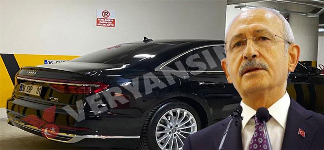 Kılıçdaroğlu'na milyonluk yeni makam aracı