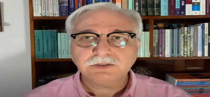 Prof. Özlü: Türkiye'de iniş eğrisi başladı