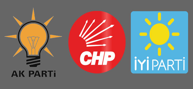 AKP'den CHP ve İyi Parti'ye 'Baro teklifi' ziyareti
