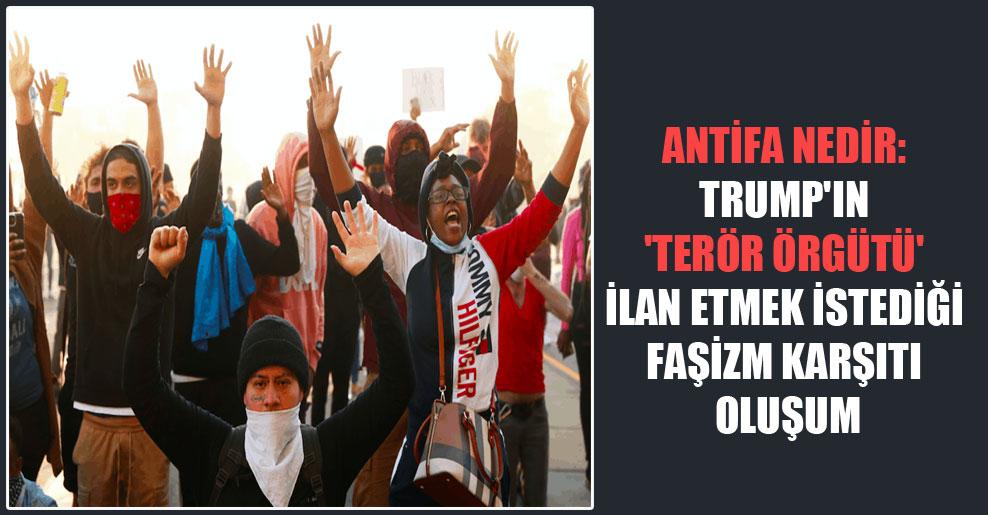 Antifa nedir: Trump'ın 'terör örgütü' ilan etmek istediği faşizm karşıtı oluşum