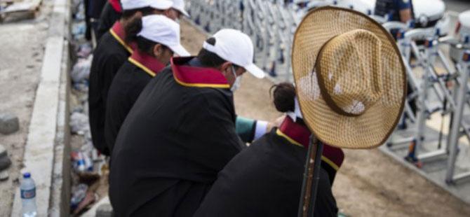 Çoklu baro düzenlemesi Meclis'e sunuldu
