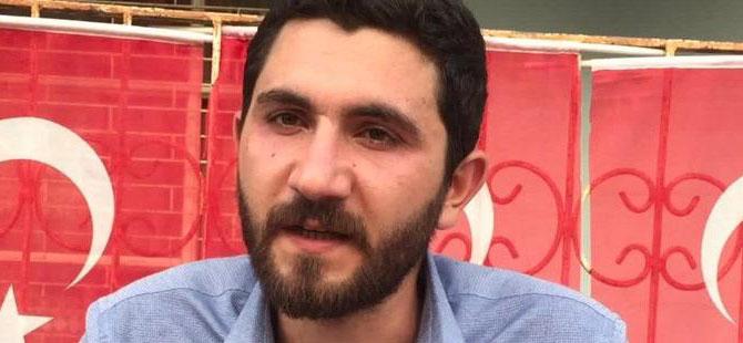 CHP'li Eren Yıldırım'a tahliye