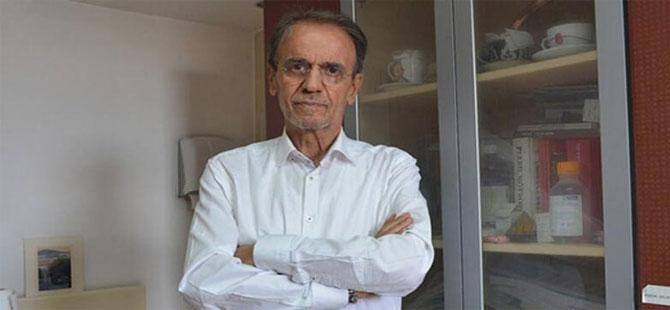 Prof. Dr. Mehmet Ceyhan: Yoğun bakımdaki hasta sayısının açıklanmamasının izahı yok