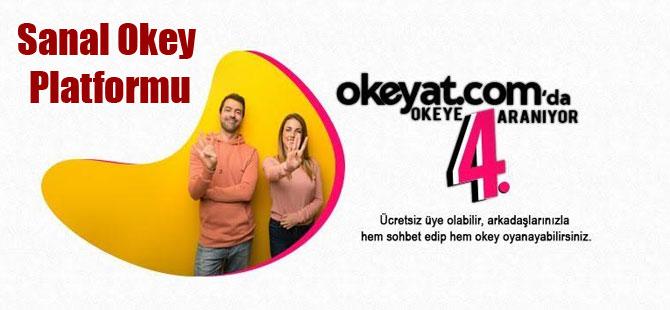 Sanal Okey Platformu