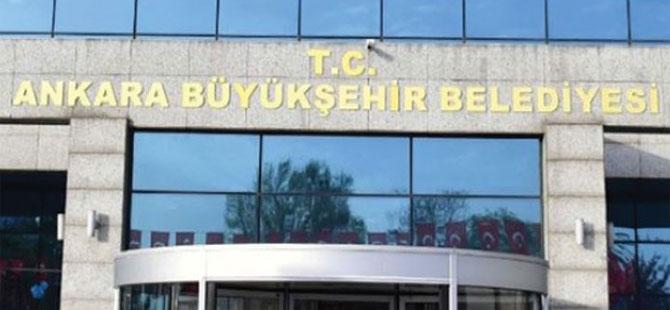 Ankara Büyükşehir'den uyarı!