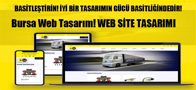 BASİTLEŞTİRİN! İYİ BİR TASARIMIN GÜCÜ BASİTLİĞİNDEDİR! Bursa Web Tasarım! WEB SİTE TASARIMI