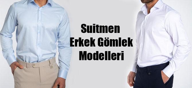 Suitmen Erkek Gömlek Modelleri