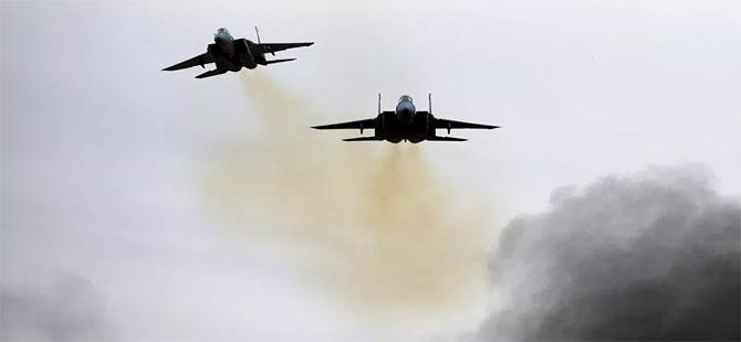 İsrail son 2 günde 29 kez Lübnan hava sahasını ihlal etti