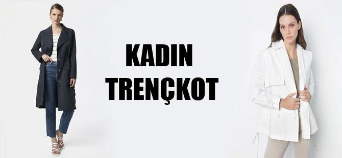 KADIN TRENÇKOT