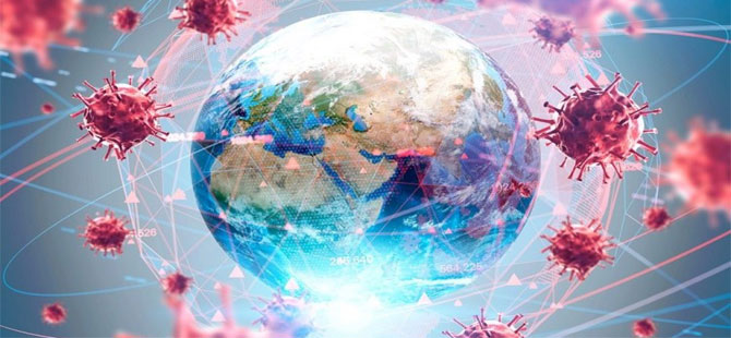 Dünya genelinde koronavirüsten can kaybı 1 milyon 60 bin 462 oldu