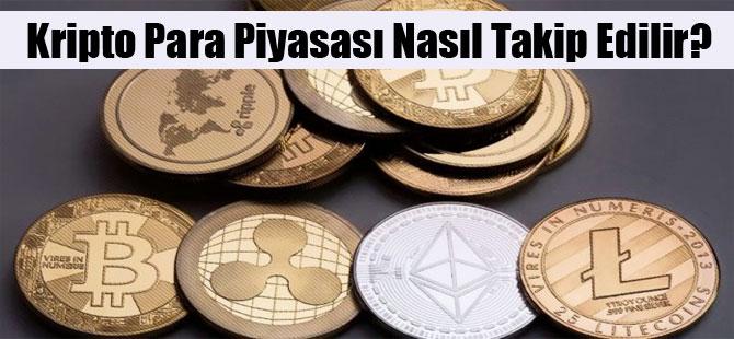 Kripto Para Piyasası Nasıl Takip Edilir?