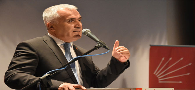 CHP'li Yeşil: TÜİK'in rakamları iktidarı kurtaramayacak!