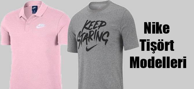 Nike Tişört Modelleri