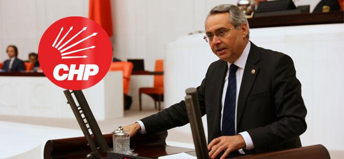 CHP'li Zeybek'in Serik'te yaşanan 500bin TL'lik rüşvetin araştırılması önergesi reddedildi!