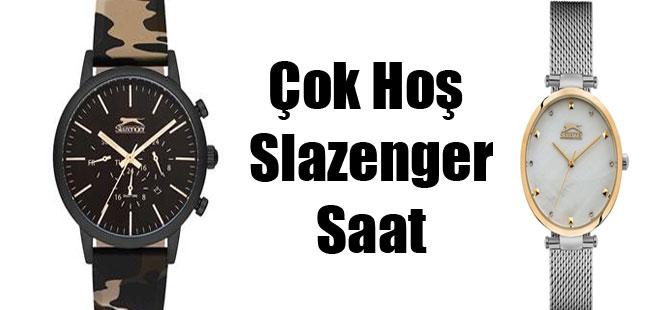 Çok Hoş Slazenger Saat