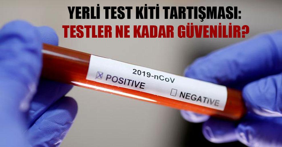 Yerli test kiti tartışması: Testler ne kadar güvenilir?