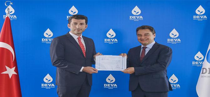 DEVA Partisi Ankara İl Başkanı belli oldu!